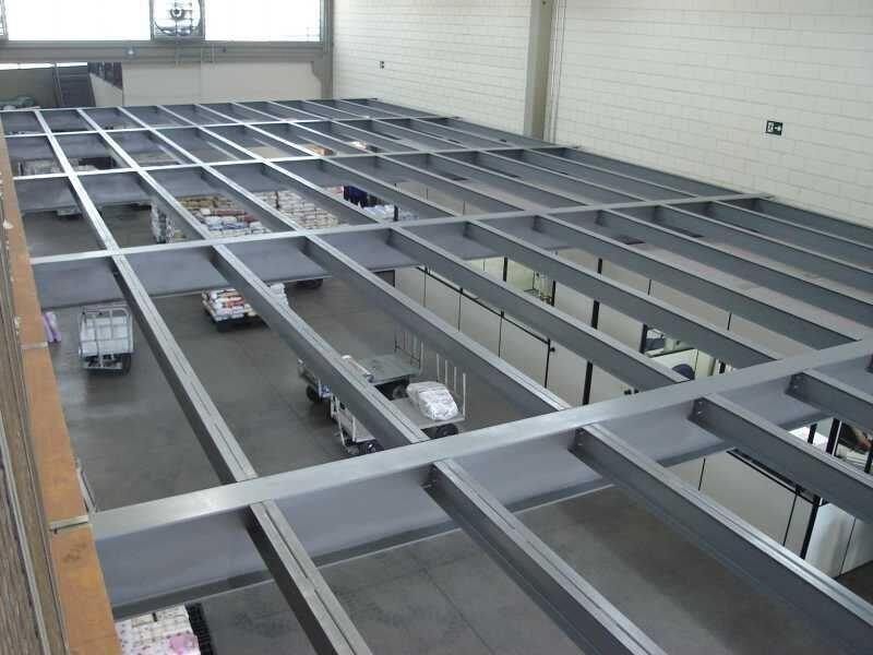 Empresa de fabricação de estruturas metálicas