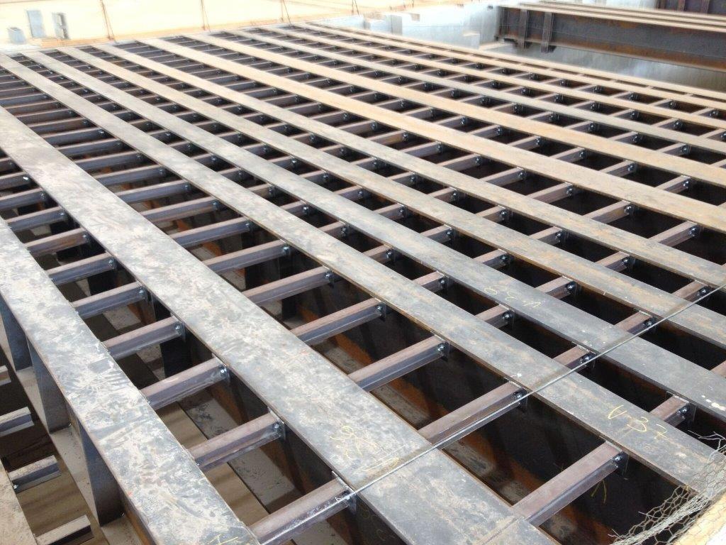 Empresas de estrutura metálica