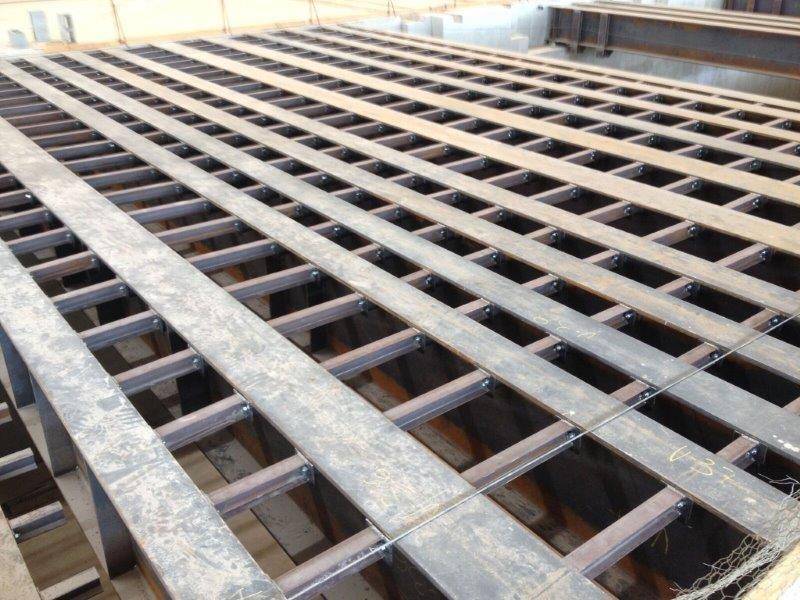 Empresas de estrutura metálica em SP
