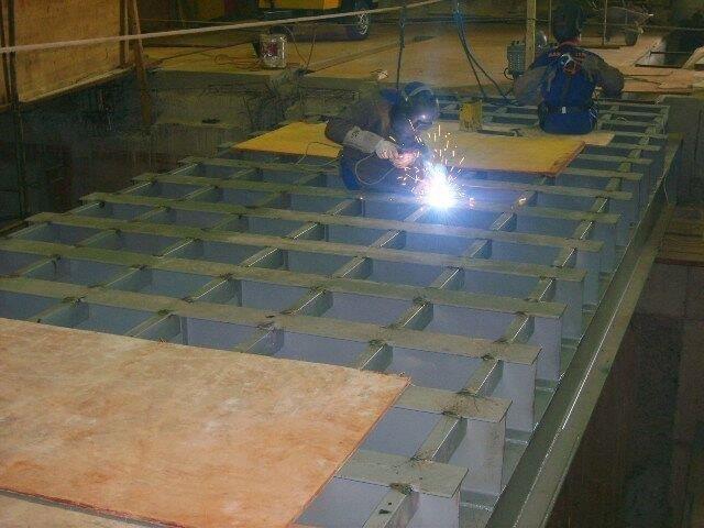 Fabricante de mezanino metálico