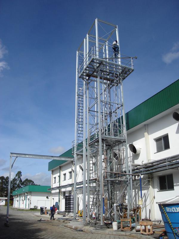 Torre metalica preço