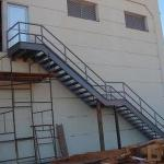 Escadas industriais sp