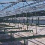 Estrutura metálica para edifício