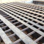 Estruturas de ferro para mezanino